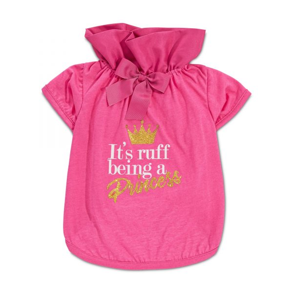 It's Ruff Being A Princess Dog Shirt