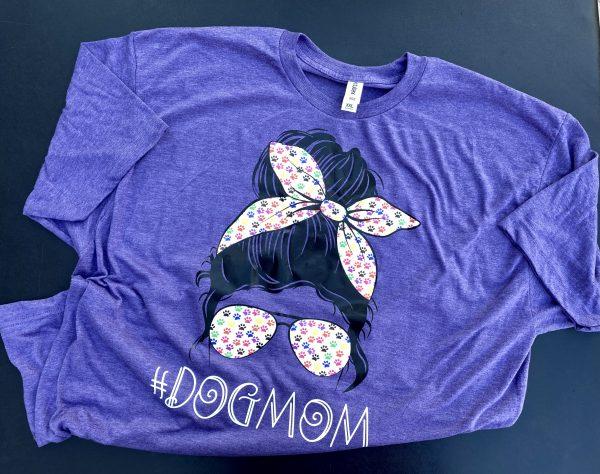 Dog Mom Tshirt